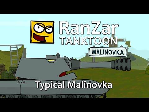 Tanktoon - Typical Malinovka