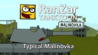 Tanktoon - Typical Malinovka