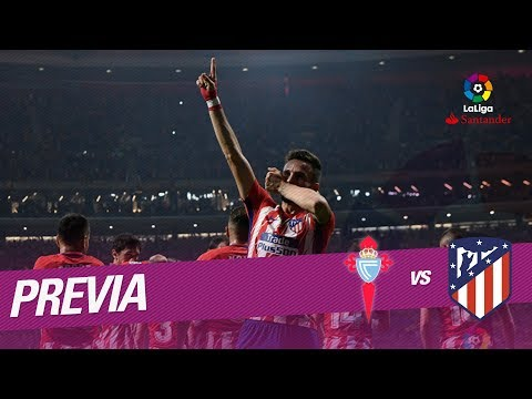Previa RC Celta vs Atlético de Madrid