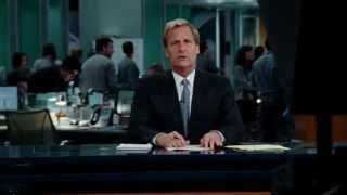 The Newsroom: Season 1 Trailer #1 (HBO)