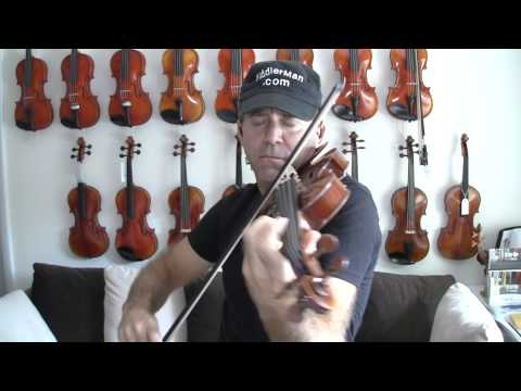 Ming Jiang Zhu Violin Review