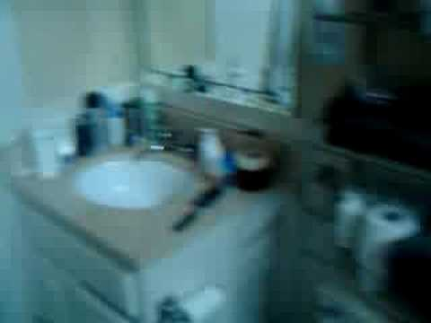 Apartment 2008 Video - boys bathroom to kitchen