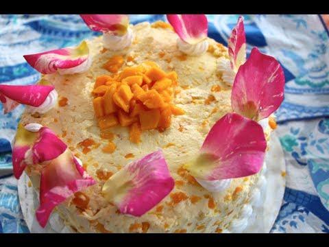 Mango Chiffon Cake Recipe Red Ribbon