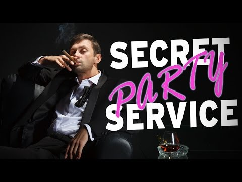 Secret Service Partied Too Hard: Sent Home