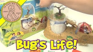 Disney- Pixar A Bug's Life Ant Island Live Ant Habitat