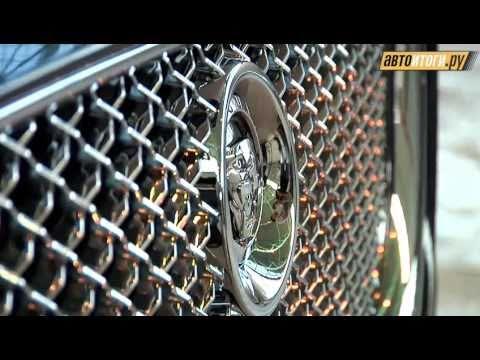 Тест-драйв Jaguar XKR coupe