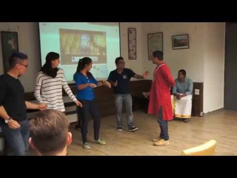Indian Dance - Indian Culture Show (Yuan Ze University)