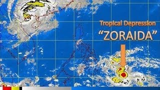11/10/2013- Microwave Beam Forms Tropical Storm 'Zoraida