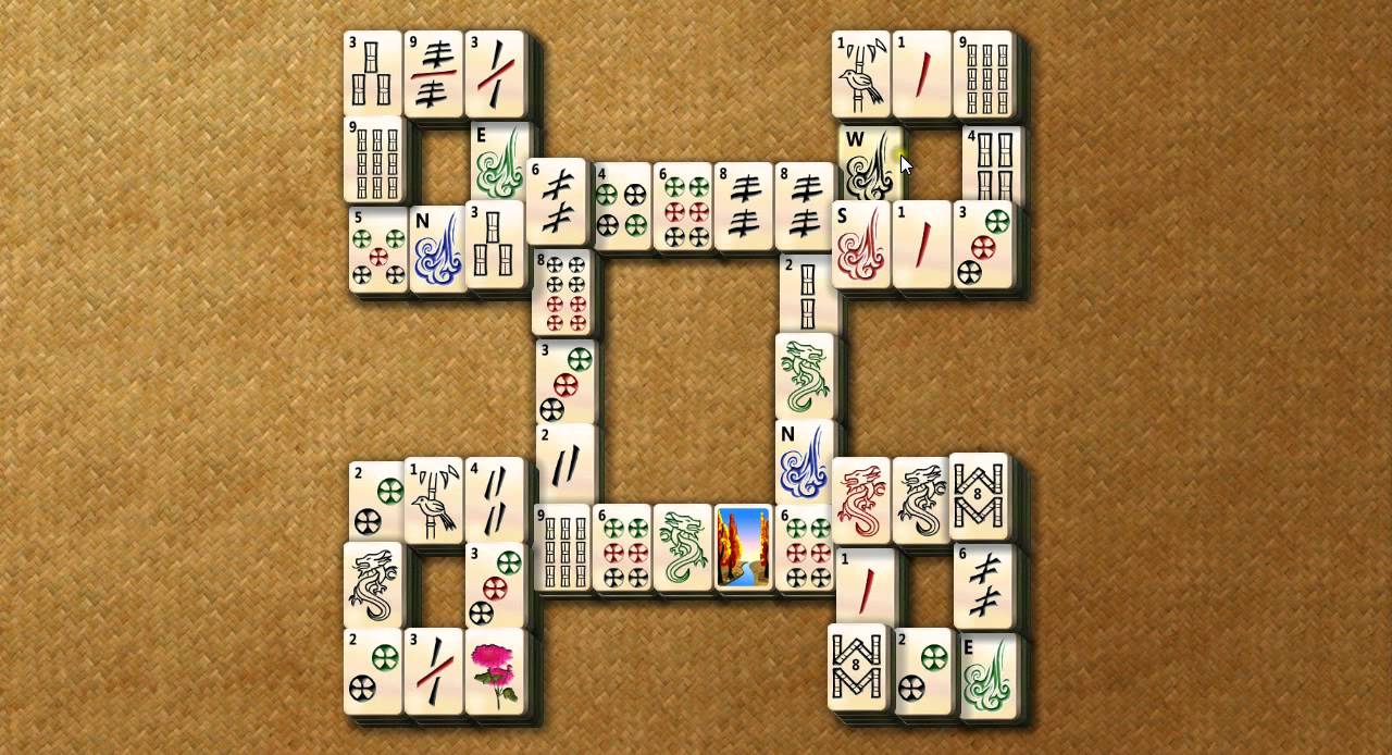free mahjong titans online
