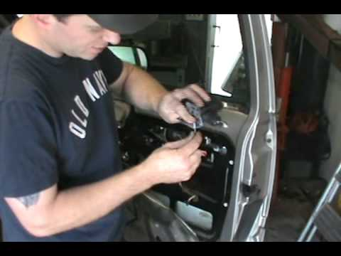 2011 ford transit connect fuse diagram gmc chevy door lock actuator  amp  window fix youtube  gmc chevy door lock actuator  amp  window fix youtube