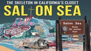 The Salton Sea: California's Skeleton In The Closet