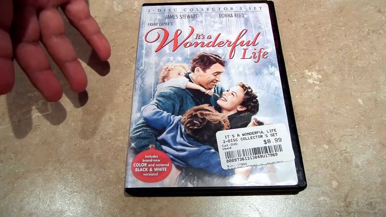It 39 S A Wonderful Life In Color Don 39 T Knock It Until You Have Seen It Youtube