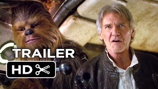 Star Wars: Episode VII The Force Awakens Official Teaser