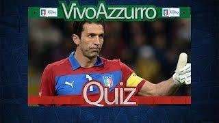 Una domanda su Gianluigi Buffon - Quiz #94