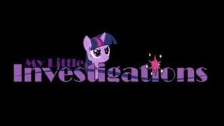 My Little Investigations Case 1: True Blue Scootaloo