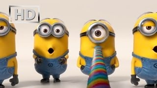 Despicable Me 2 Minions Banana Song (2013) SNSD TTS