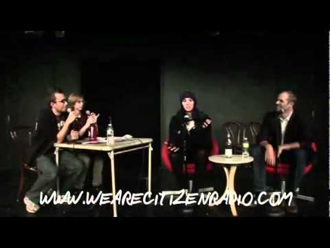 Sarah Silverman, Matt Taibbi, Regina Spektor, Only Son at Citizen Radio Live