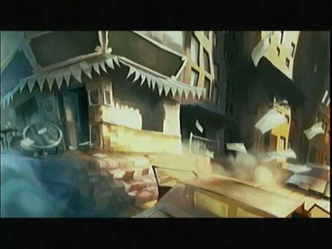 Gobelins 2007 - La grande arche