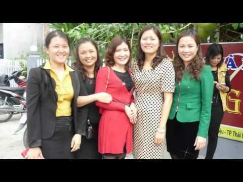 25 Năm Về Lại Mái Trường Xưa.Khóa 87-90 Lê Quý Đôn TP-Thái Bình