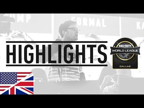 🇺🇸 Highlights CWL DALLAS | WW2