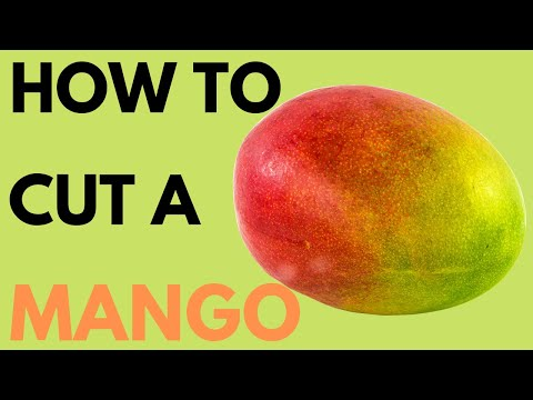 How to cut a Mango -wCtvkpAkPBw