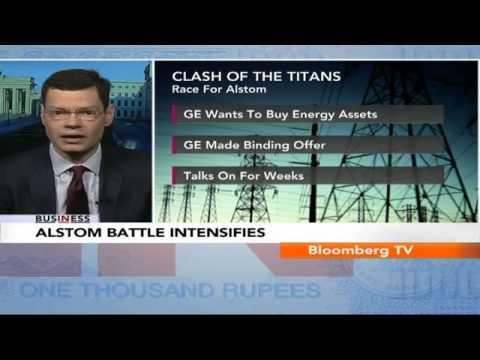In Business- Alstom Battle Intensifies