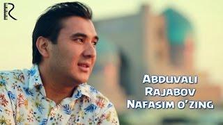 Превью из музыкального клипа Абдували Ражабов - Нафасим узинг