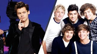 Harry Styles SPILLS on One Direction Secrets in BBC Special