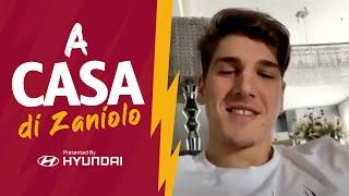 A CASA DI ZANIOLO   L'intervista in diretta con Nicolò
