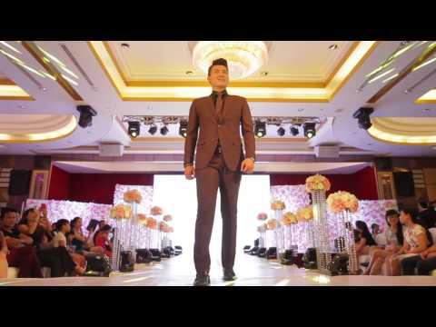 Trình diễn thời trang cưới tại Lễ Hội Đám cưới Fortuna Hà Nội