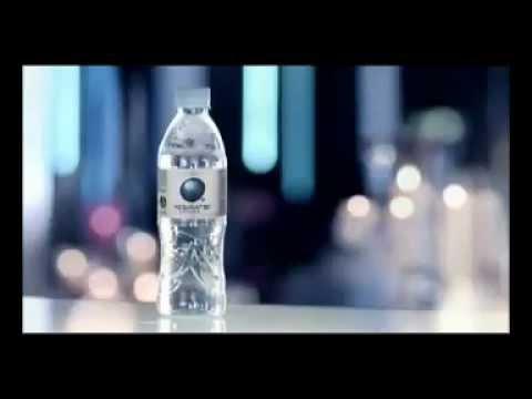 Lưu Diệc Phi quảng cáo nước khoáng hoangtran water