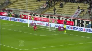 Carpi-Napoli 0-0 - 4a Giornata Serie A TIM 15/16 - Highlights