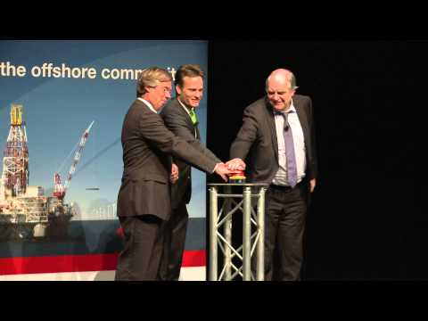 Offshore Energy 2013 Highlight day 1