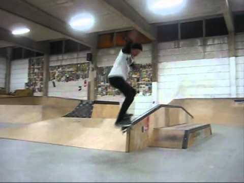 SOTY POJU! Teemu Pirinen - Antiz skateboards -