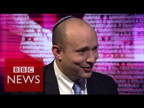'Israeli settlements must stay' Naftali Bennett interview - HARDtalk - BBC News