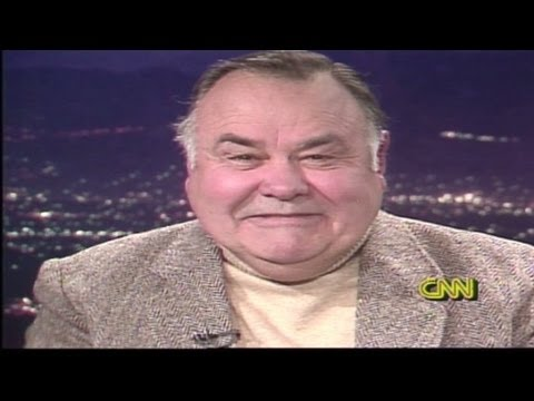 Larry King Live - 1989: Jonathan Winters says 'goodnight'