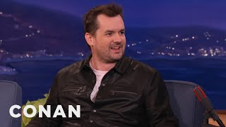 Jim Jefferies' Awkward Run-In's with Justin Bieber and Paul McCartney