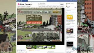 Zombie Trailer Park Facebook Game Walkthrough - 1 - Early to Dead, Early to Rise view on youtube.com tube online.