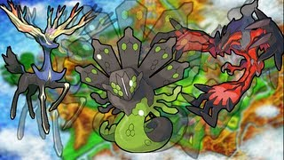 Myth Behind The XYZ Legends Pokemon X And Y Theory