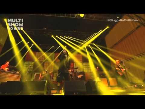 O Rappa - O Homem Amarelo - Ao Vivo - 2013