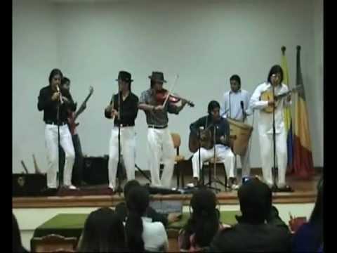 GRUPO UKAMAU MUSICA TRADICIONAL ANDINA EL PAJONAL SANJUANITO ECUADOR
