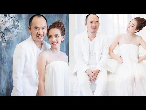 """Kỉ niệm 6 năm ngày cưới, Thu Trang Tiến Luật """"hấp hôn"""" siêu lãng mạng!"""