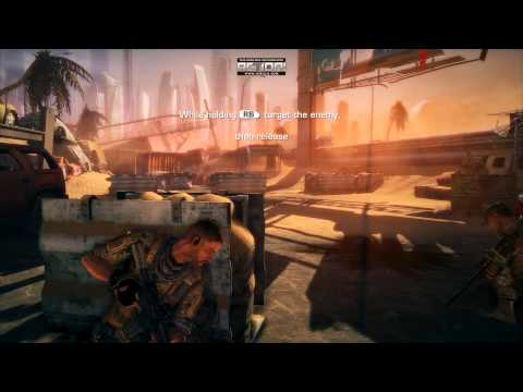 Spec Ops The Line Gameplay