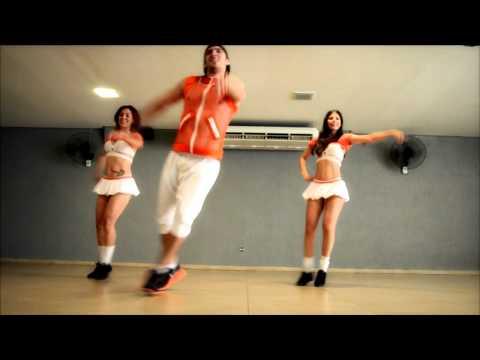 Thiago Brava - 360 O Arrocha do Poder | Coreografia Professor Jefin