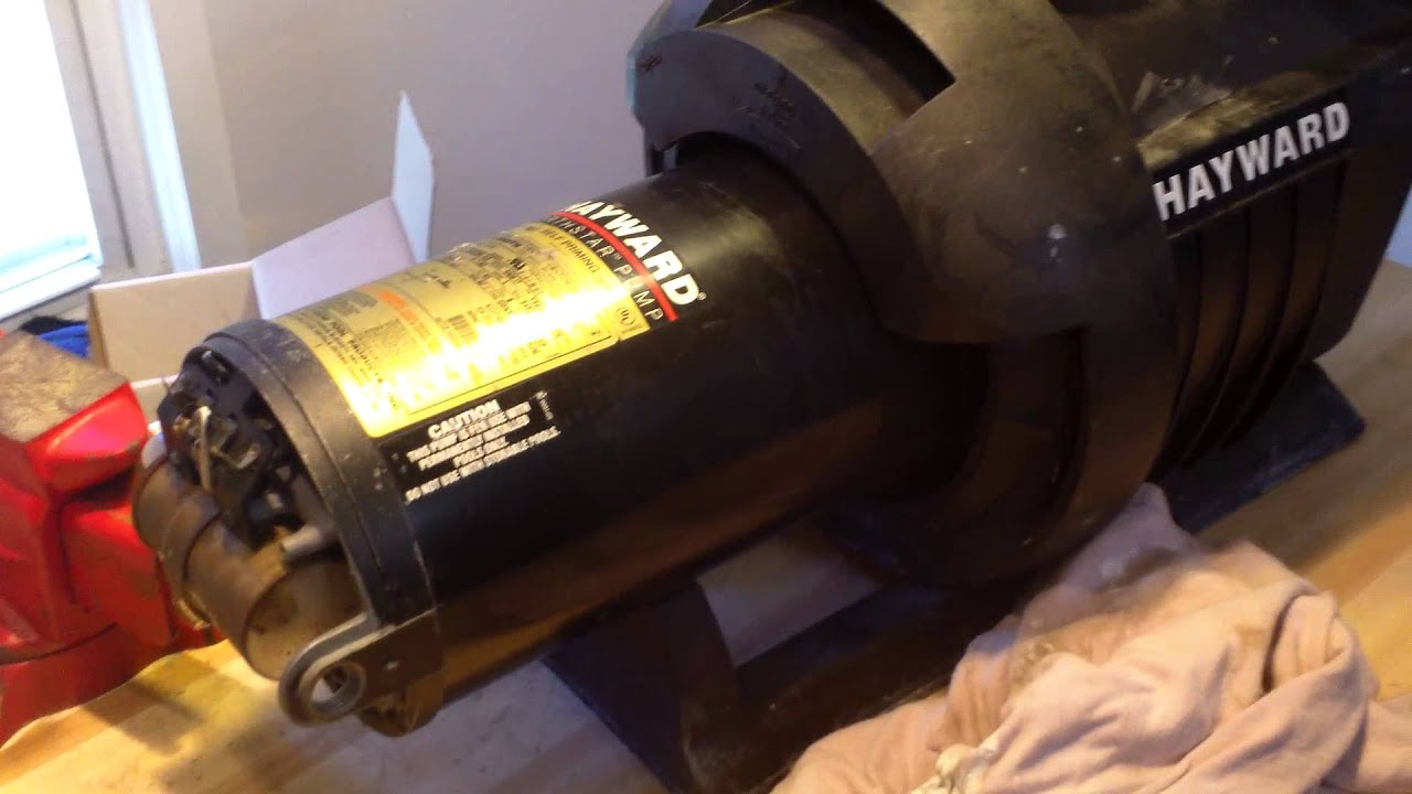 Hayward 3hp Pool Pump Northstar Bench Test Youtube