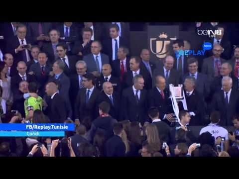 (xemthethao.vn) Màn nâng cup của Real Madrid