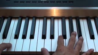 How To Play All Of Me On Piano John Legend Piano Tutorial
