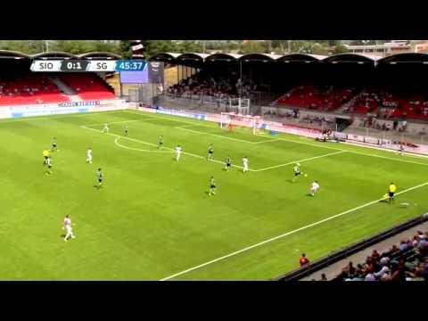 FC Sion 0-1 St. Gallen