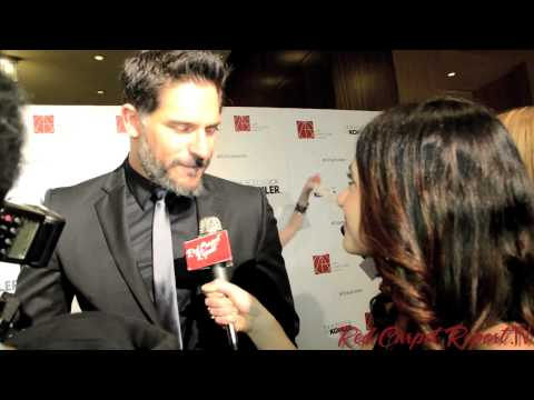 Joe Manganiello at the Art Directors Guild Awards #ADGAwards @joemanganiello