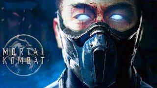Mortal Kombat X THE FULL MOVIE All Cutscenes 1080p 60FPS